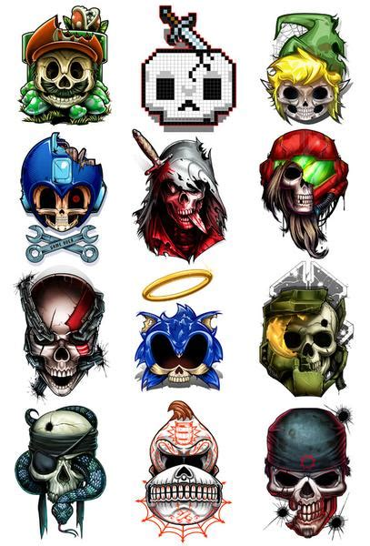 old school video game tattoo game over temporary tattoo set tatt me temporary tattoos