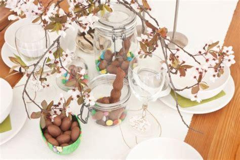 decorazioni tavola fai da te decorazioni per la tavola di pasqua fai da te
