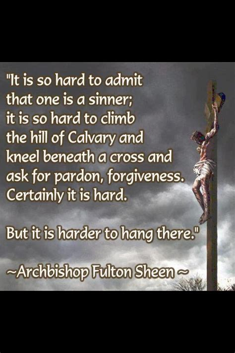 sheen quotes archbishop sheen quotes quotesgram