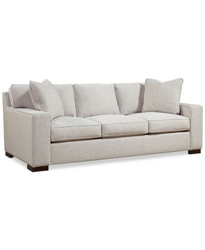 macy s clare sofa sofa macys kaleb tufted leather sofa created for macy s