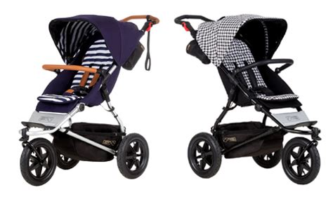 mountain buggy urban jungle luxury collection review