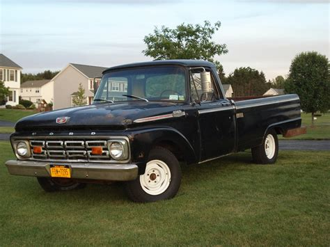 64 Ford F100 by New Here Just Got My 64 F100 Custom Cab Ford