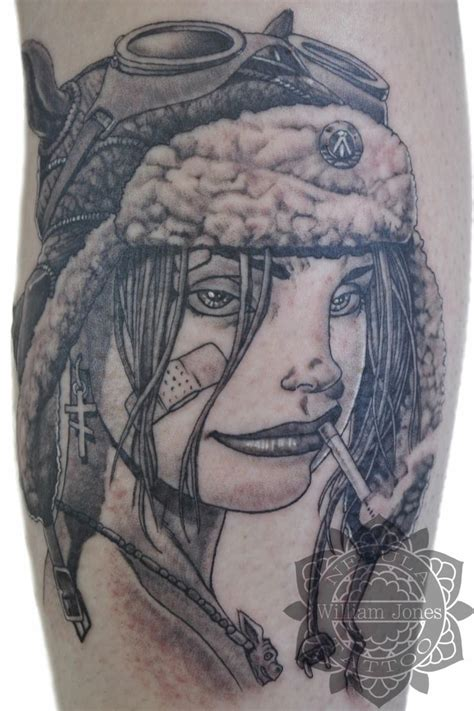 tank girl tattoo 92 best images about ideas on batman