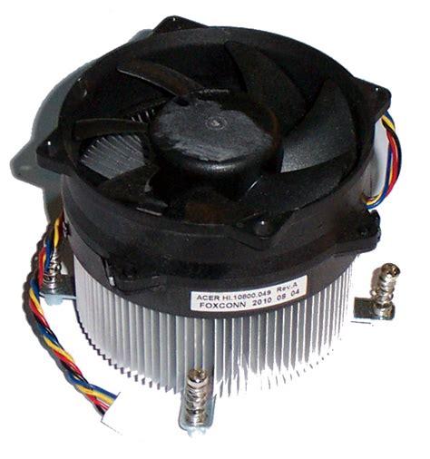 Sink Fandom acer hi 10800 049 socket 1156 heat sink and fan ebay