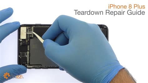 iphone 8 plus teardown repair guide fixez