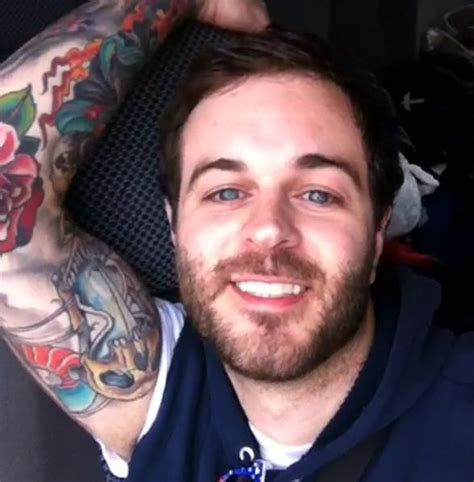 curtis lepore tattoos vine curtis lepore dropped from new tv series