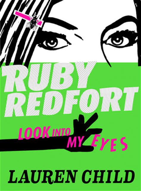 5 Lists To Look Into by Look Into My Ruby Redfort 1 By Child