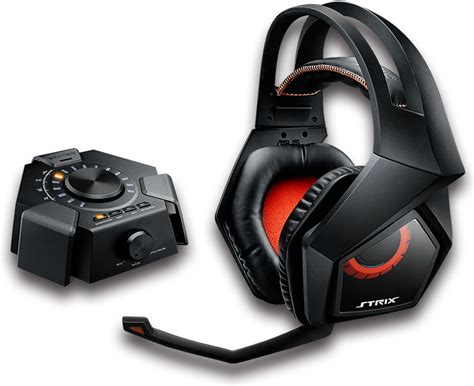 Headset Asus strix dsp headphones headsets asus global