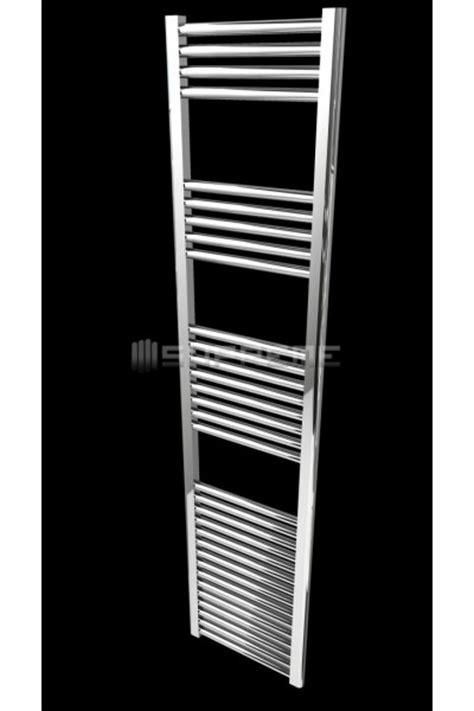 bathroom radiators 400mm wide electric towel radiator 400mm wide 1760mm high chrome flat