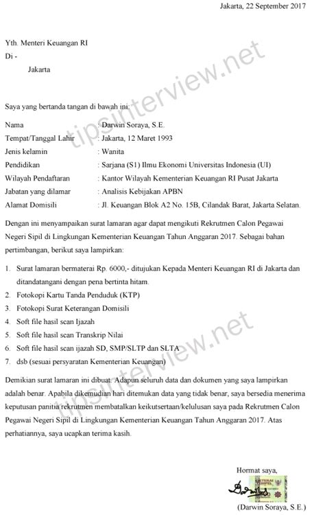 Contoh Curriculum Vitae Apoteker Terbaru