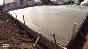 Do I Need A Concrete Base For A Shed by Concrete Cement Workers Laying House Foundation Arizona
