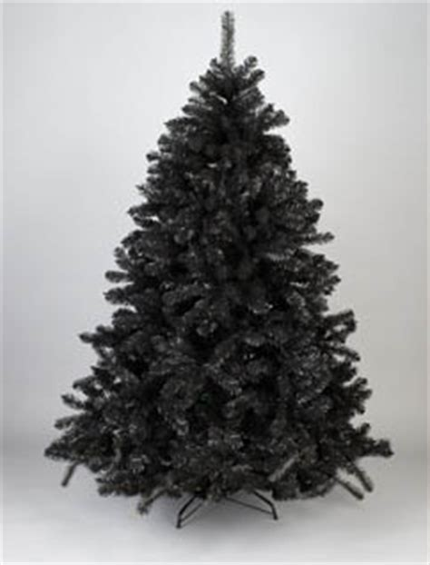black colarado fur christmas tree artificial christmas