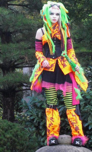 eccentric personality style bright colorful clothes fav images amazing pictures