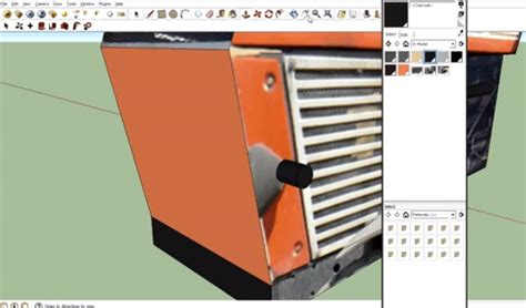 tutorial google sketchup 8 pro video tutorial on how to draw tractors 3d modeling using