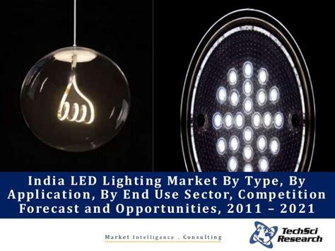 Led L India india led lighting market 2021 brochure