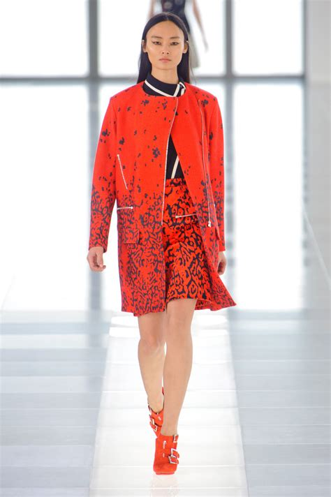 Fashion Week Fall 2007 Preen by Preen Fall 2013 Runway Pictures Livingly