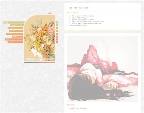 15 free anime tumblr themes utemplates 15 free anime tumblr themes utemplates