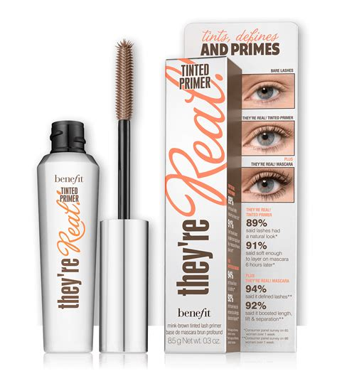 they re real tinted eyelash primer benefit cosmetics