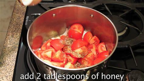 Recipes for coconut oil: Homemade Fresh Tomato Ketchup ... Homemade Ketchup Recipe Fresh Tomatoes