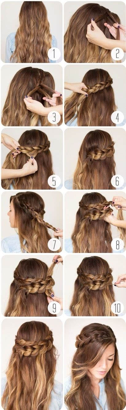 hairstyles every girl needs to know 20 amazing hair styles every girl needs to know trusper