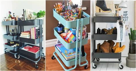 16 reasons you totally need an ikea raskog cart in every
