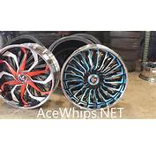 AceWhipsNET  EXCLUSIVE 2014 DUB Floaters At WTW Customs YouTube