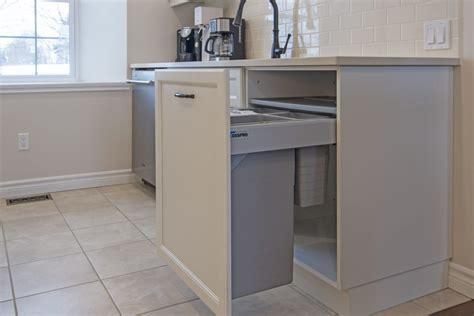 armoires de cuisine mdf laque blanc  ilot merisier