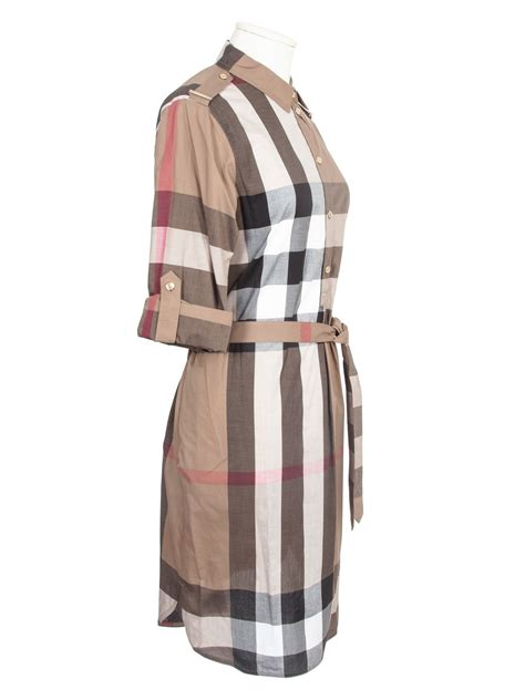 Dress Burberi burberry check dress available on montiboutique 20605