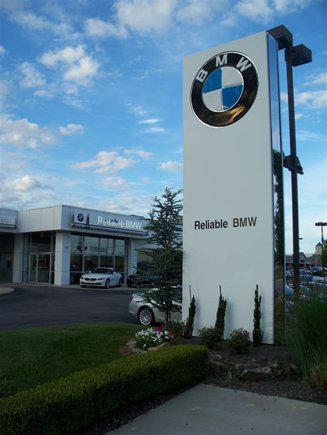 bmw dealership sign reliable bmw reliable superstore