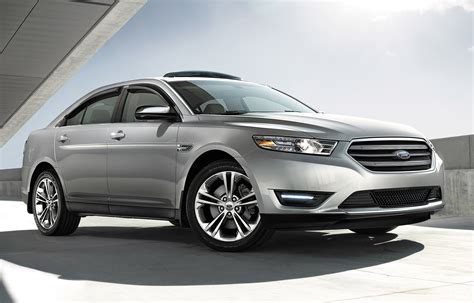 future ford taurus image gallery 2016 taurus limited
