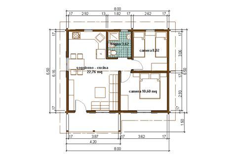progetto appartamento 50 mq progetti di in legno casa 50 mq terrazza coperta 6 mq