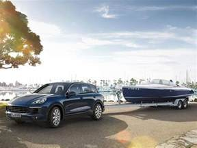 Porsche Cayenne Towing 10 Suvs That Can Tow 7000 Lbs Autobytel