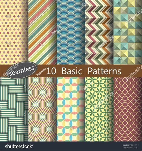 pattern units svg basic pattern s unit collection for making seamless