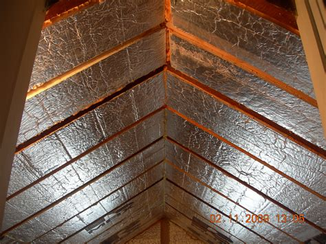 How To Install Insulation In Ceiling by Cathedral Ceiling Insulation Retrofit Winda 7 Furniture