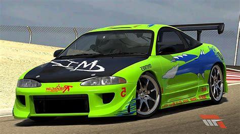 mitsubishi fast and furious 2 conoce el top de los mejores 20 autos de r 225 pido y furioso