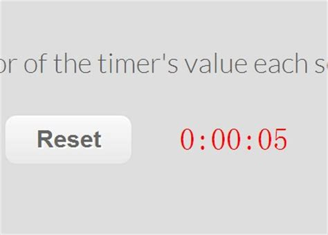 jquery tutorial timer jquery full controllable countdown timer plugin backward