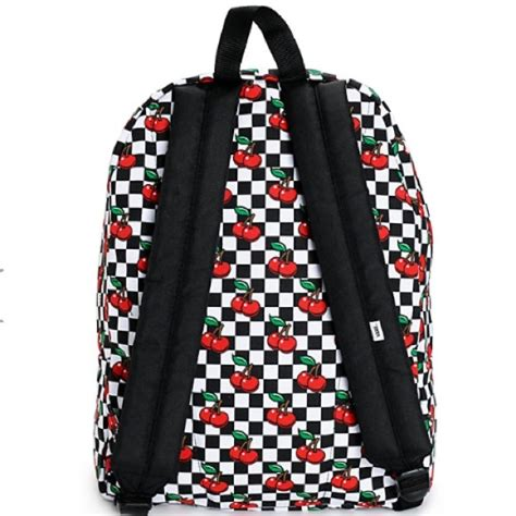 Patterned Vans Bags | 63 off vans handbags vans cherry and checkered