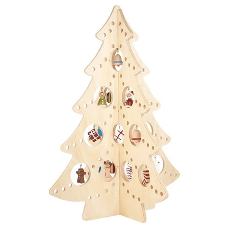 wooden christmas tree pattern plans 10 modern christmas tree alternatives digsdigs