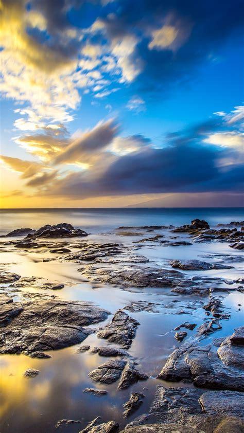 wallpaper 4k ultra hd iphone sunrise ocean 4k ultra hd wallpaper 4k wallpaper net