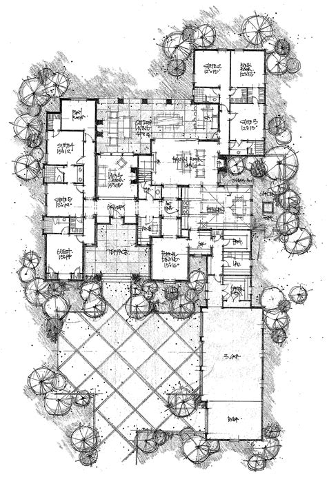 hacienda floor plans and pictures 100 hacienda floor plans and pictures mediterranean