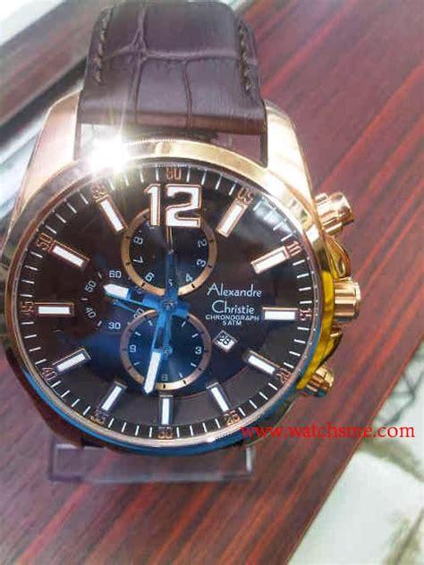 Harga Jam Tangan Alexandre Christie W R 5atm jam tangan original alexandre christie 6312
