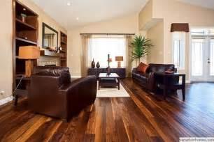 light wood flooring with dark furniture and floor looks