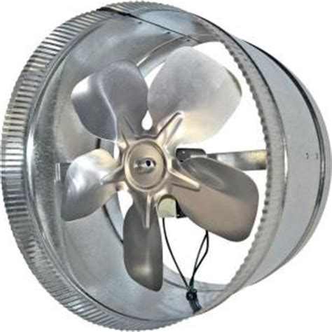 air duct fan home depot suncourt inductor 12 in in line duct fan db212 the home