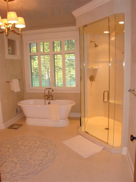 Bathroom Design Courses by Golf Course Residence Traditional Bathroom