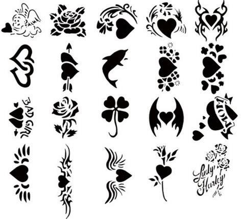 Cute Custom Tattoos Temporary Designs Pictures : Fashion Gallery