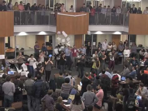 Columbia One Year Mba by Flash Mob Columbia B School Business Insider