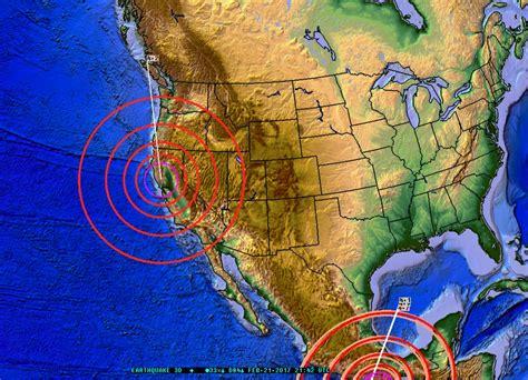 Earthquake Prediction 2017 | 2 21 2017 nightly earthquake update forecast