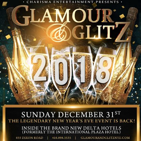 new year 2018 gala create an event book sell your tickets