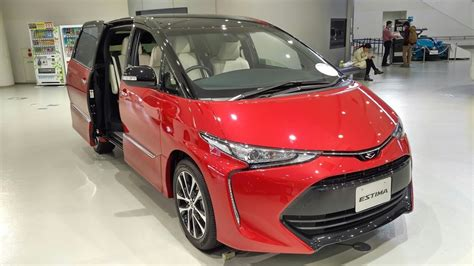 Toyota Estima 2019 2019 toyota estima price engine release date interior