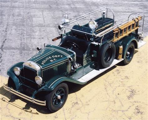 nypd equipment section image gallery 1930 mack truck
